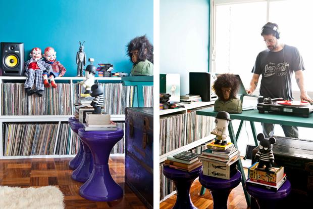 Yatzer: The House of DJ Pil Marques in São Paulo
