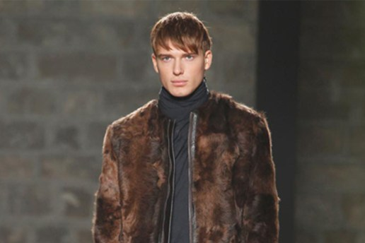 Yiorgos Eleftheriades 2012 Fall/Winter Collection