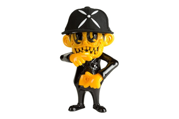 "Suicidal Tendancies x Zac-Pac S""K""UM-kun Kidrobot Exclusive"
