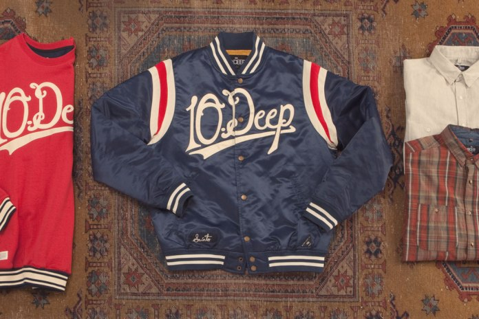 10.Deep 2012 Pre-Spring Collection