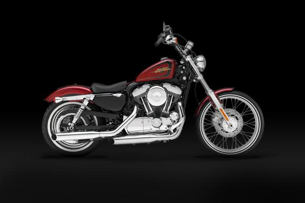 2012 Harley Davidson Seventy-Two