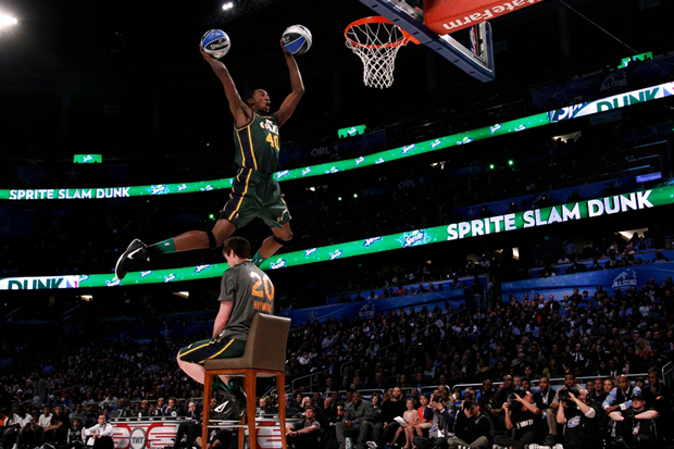 2012 nba slam dunk contest in slow motion hd