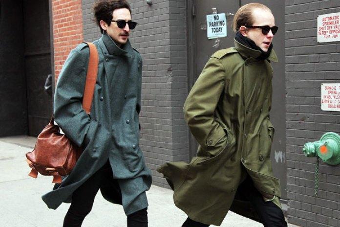2012 New York Fashion Week Street Style