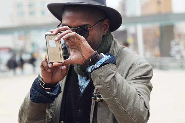2012 new york fashion week street style