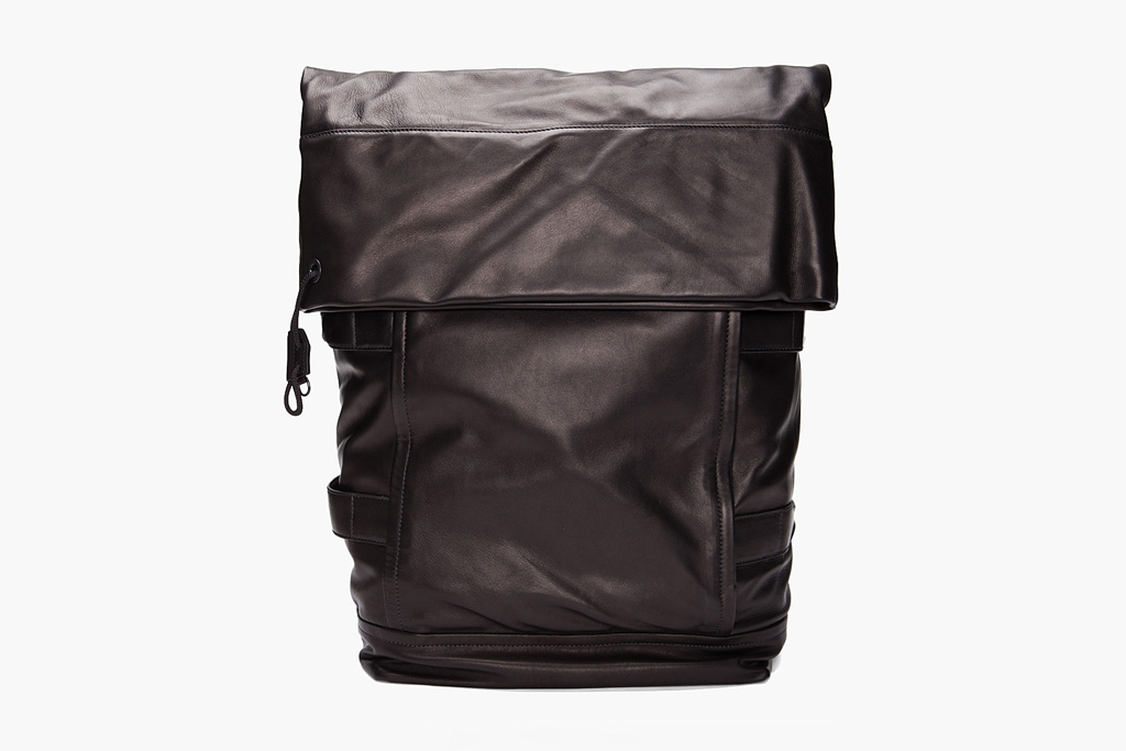 3 1 phillip lim 2012 spring summer black knapsack
