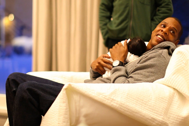 The Carter Family Release First Pictures of Blue Ivy Carter