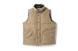 A Bathing Ape DOWN VEST