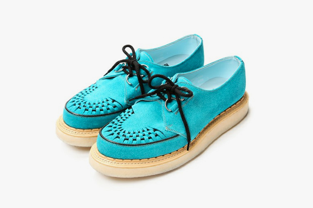 A Bathing Ape x George Cox 2012 Spring Creepers