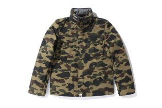 A Bathing Ape GORE-TEX M65 JACKET