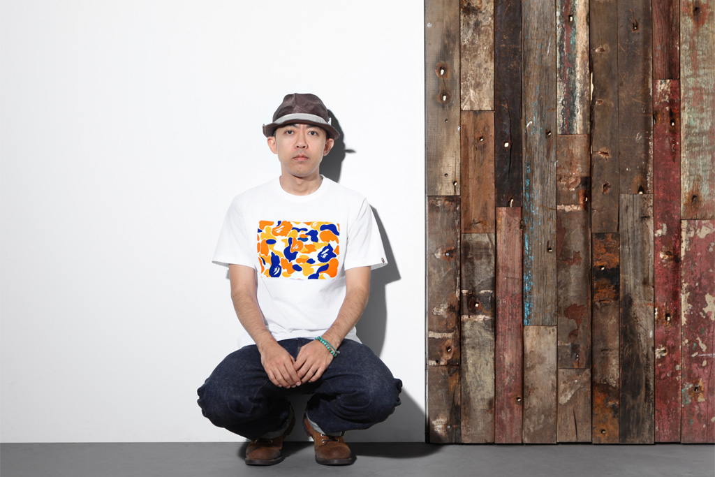A Bathing Ape x I.T eZHOP Capsule Collection