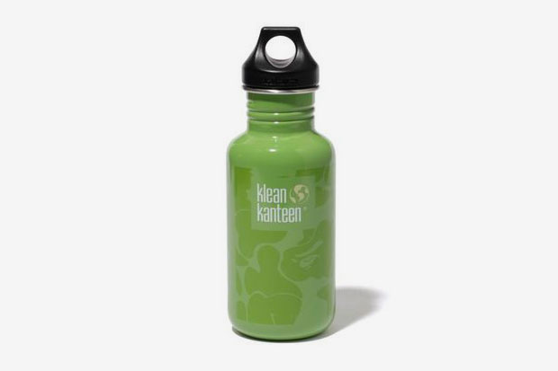 A Bathing Ape x Klean Kanteen ABC BOTTLE 18oz