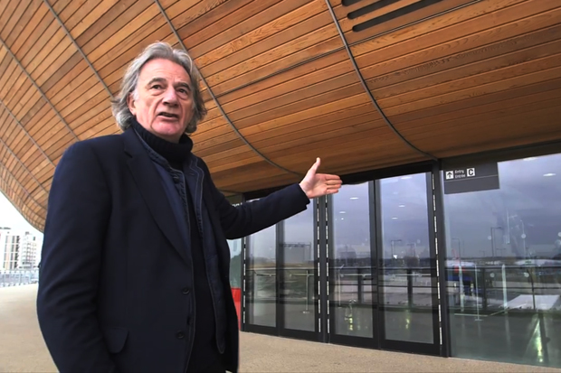 A Look Inside the London Velodrome with Sir Paul Smith