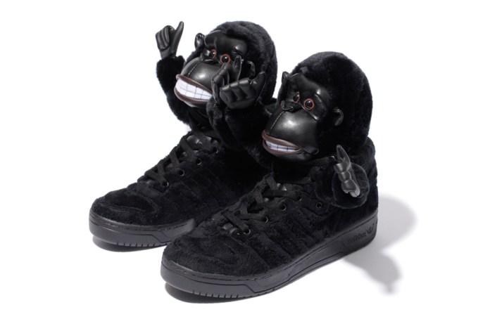 adidas Originals by Jeremy Scott JS GORILLA Further Look
