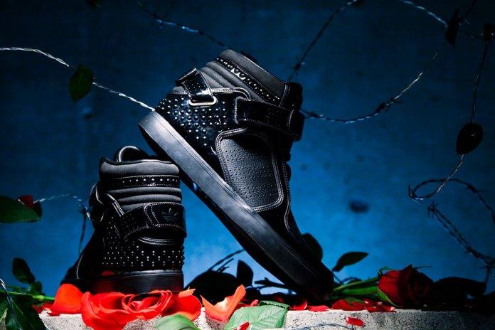 adidas Originals for CHAPTER WORLD × Vanquish Adi-Rise