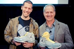 Air Jordan 2012: Tom Luedecke and Tinker Hatfield