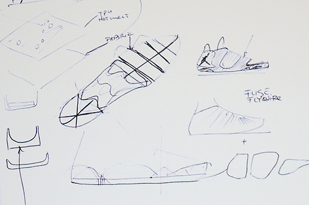 Air Jordan 2012 Sketches