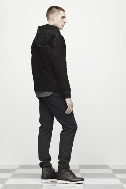 Alexander Wang 2012 Fall/Winter Collection