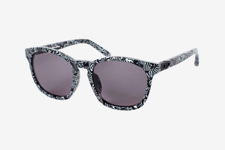 Zebra Print Glasses Frames : YG Crap Eyewear YG Loc Sunglasses HYPEBEAST