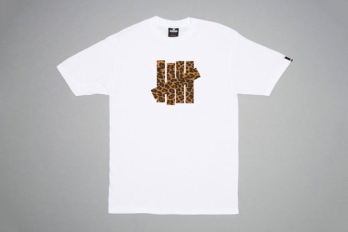 All Gone x La MJC x UNDFTD Leopard 5 Strike T-Shirt