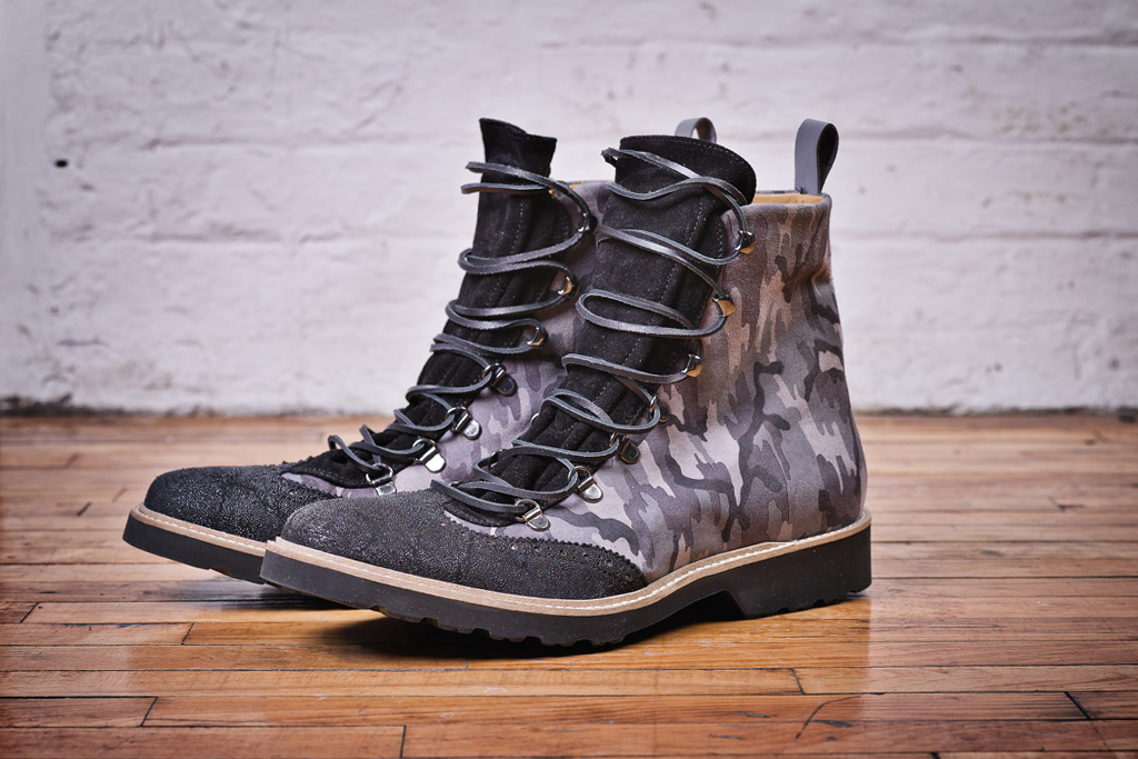 Android Homme 2012 Fall Brogue Hiker Preview