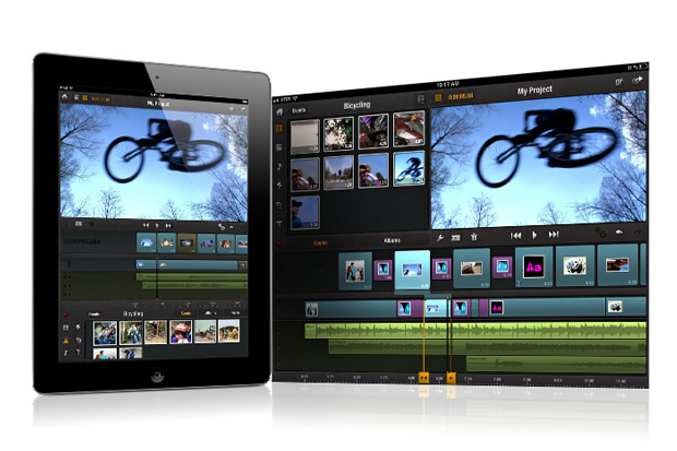 Avid Studio iPad Application