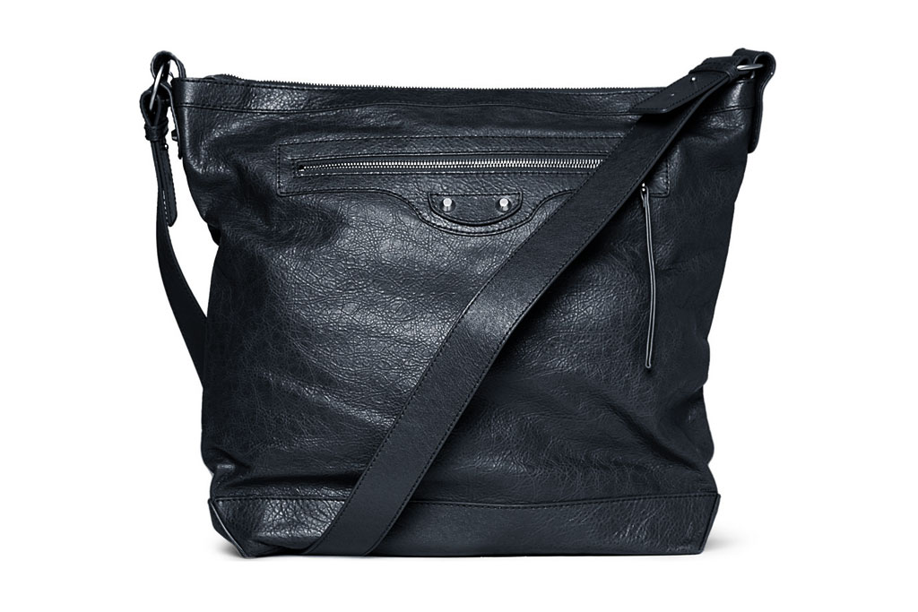 Balenciaga 2012 Spring/Summer Leather Messenger Bag
