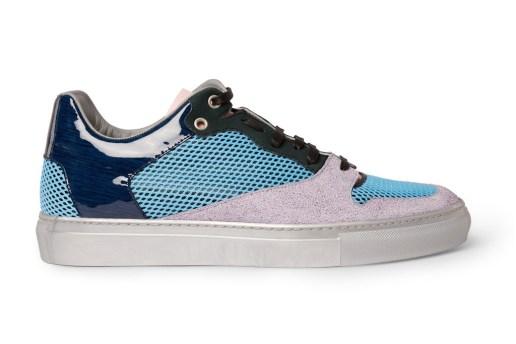 Balenciaga 2012 Spring/Summer Panelled Sneaker