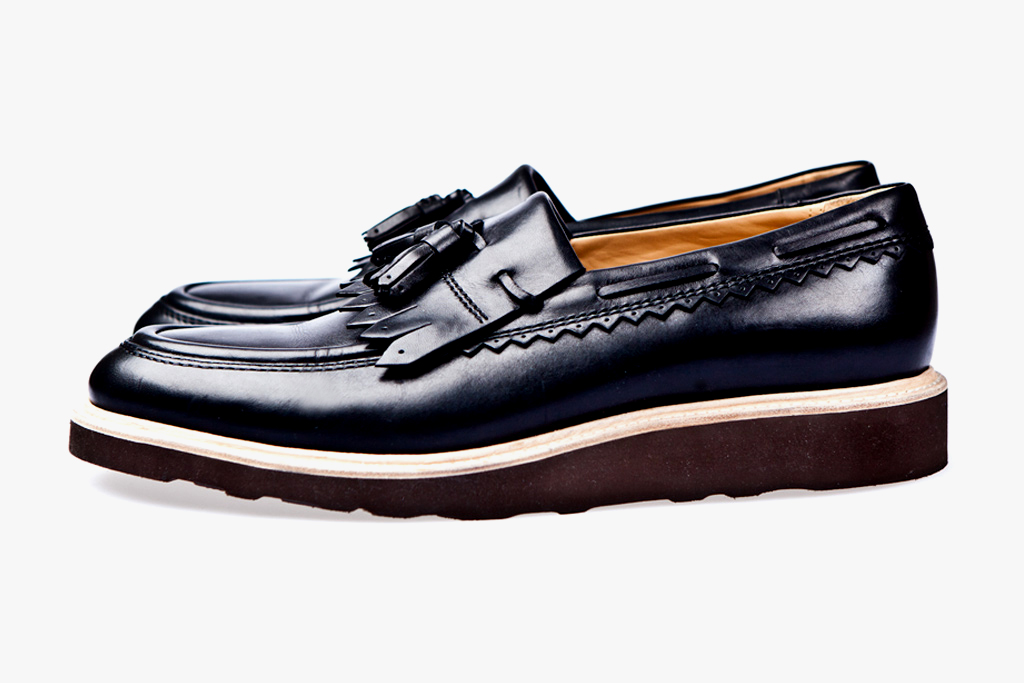 "Bally ""Comancini"" Tassel Loafer"