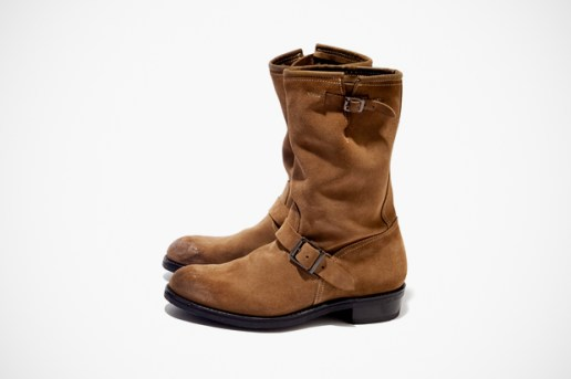 Balmain 2012 Fall/Winter Engineer Boots