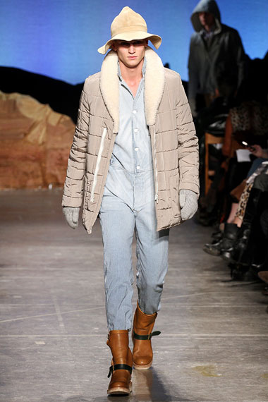 Band of Outsiders 2012 Fall/Winter Collection
