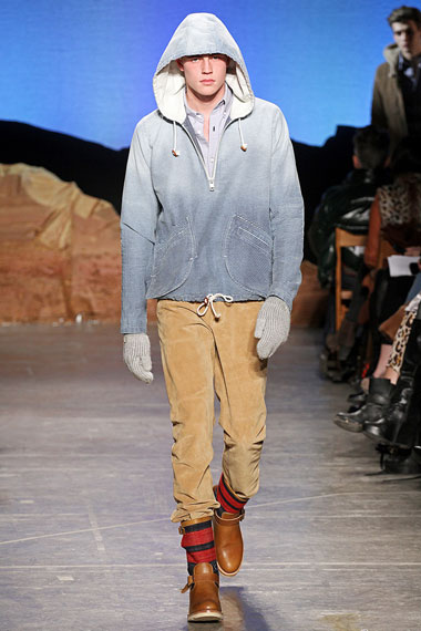 band of outsiders 2012 fall winter collection