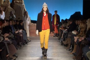 Band of Outsiders 2012 Fall/Winter Runway Video