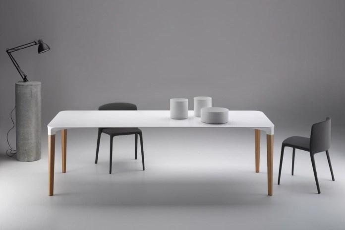 Beam Table by Luis Alberto Arrivillaga for MDF Italia