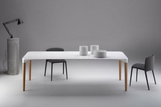 Beam Table by Luis Alberto Arrivillaga for MDF Italia