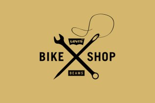 BEAMS BIKE SHOP COMMUTER by Levi's
