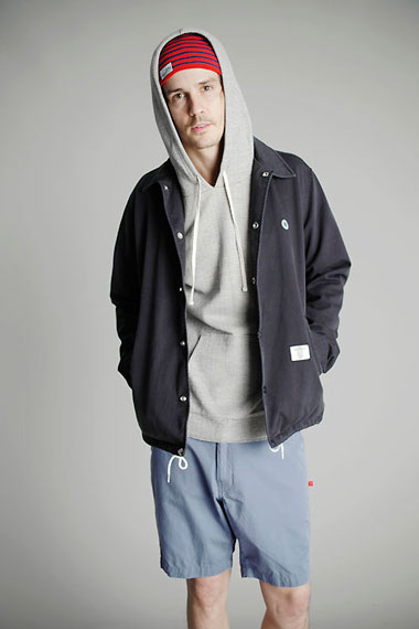 """BEDWIN & THE HEARTBREAKERS 2012 Spring/Summer """"My Smile Is A Rifle"""" Lookbook"""