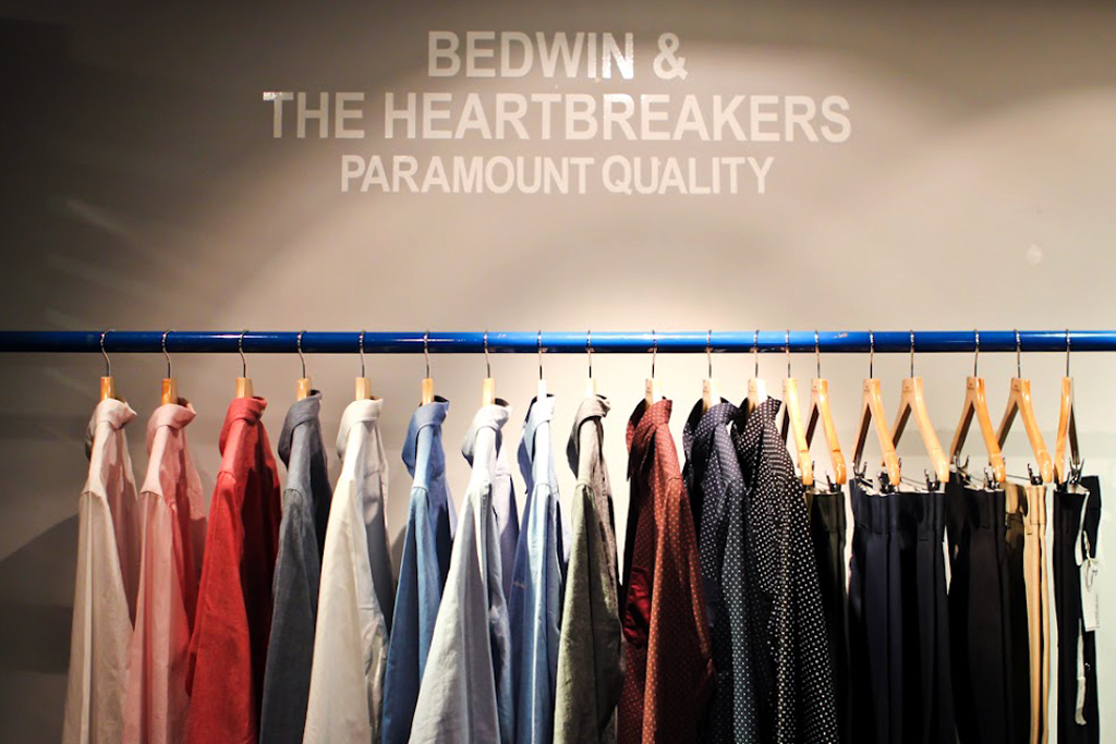 BEDWIN & THE HEARTBREAKERS Pop-Up Shop @ The Garbstore