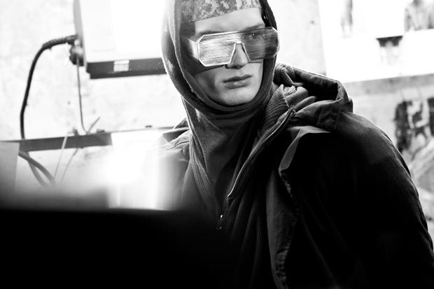 boris bidjan saberi x linda farrow 2012 fall winter goggles