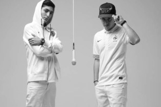 """Boris Diaw x Nike """"La Silhouette Blanche"""" Editorial"""