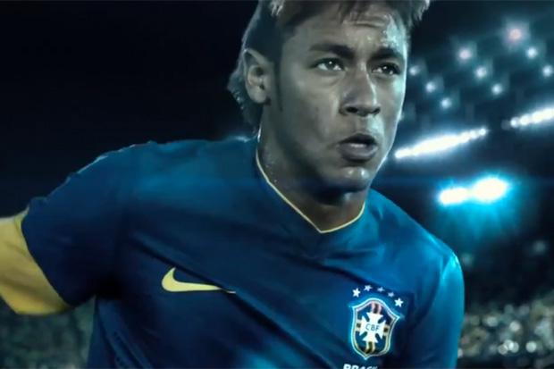 Brazil vs. Brazil Nike Football Commercial