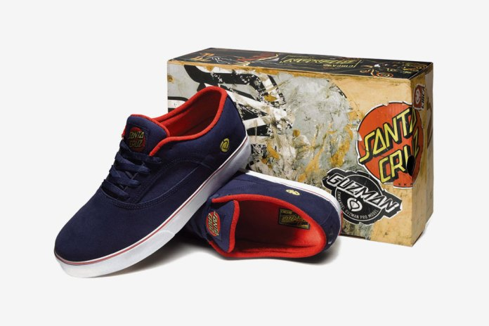 Santa Cruz Skateboards x C1RCA 2012 The Griz