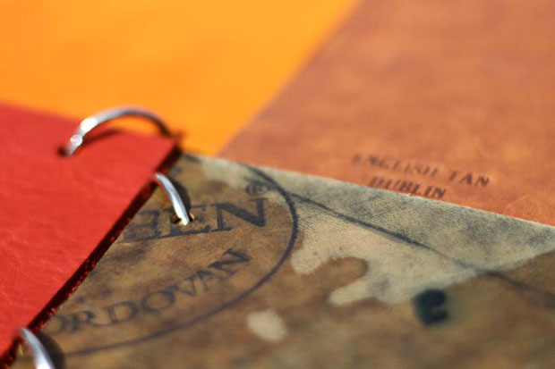 Carryology: Insights - Horween Leather