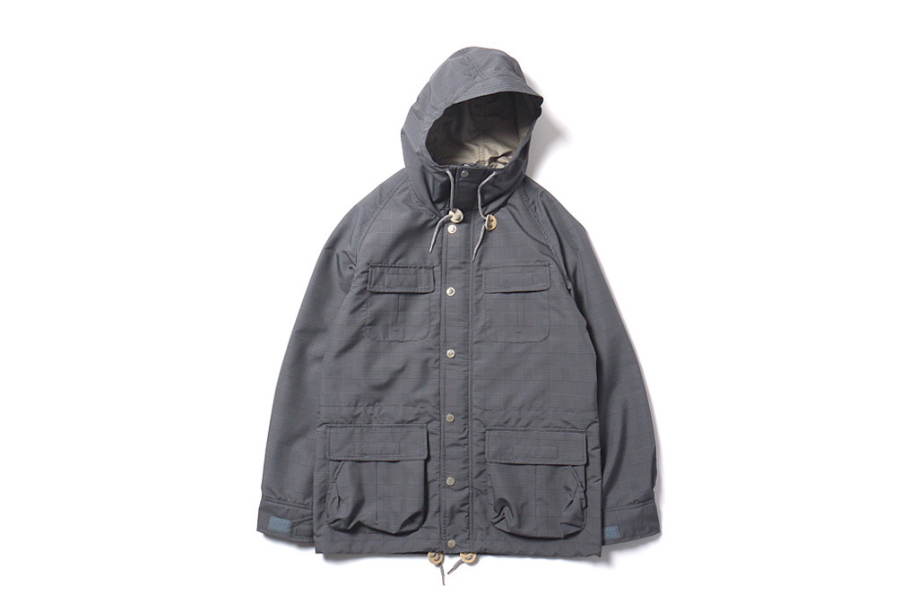 CASH CA 2012 Spring/Summer Mountain Parka