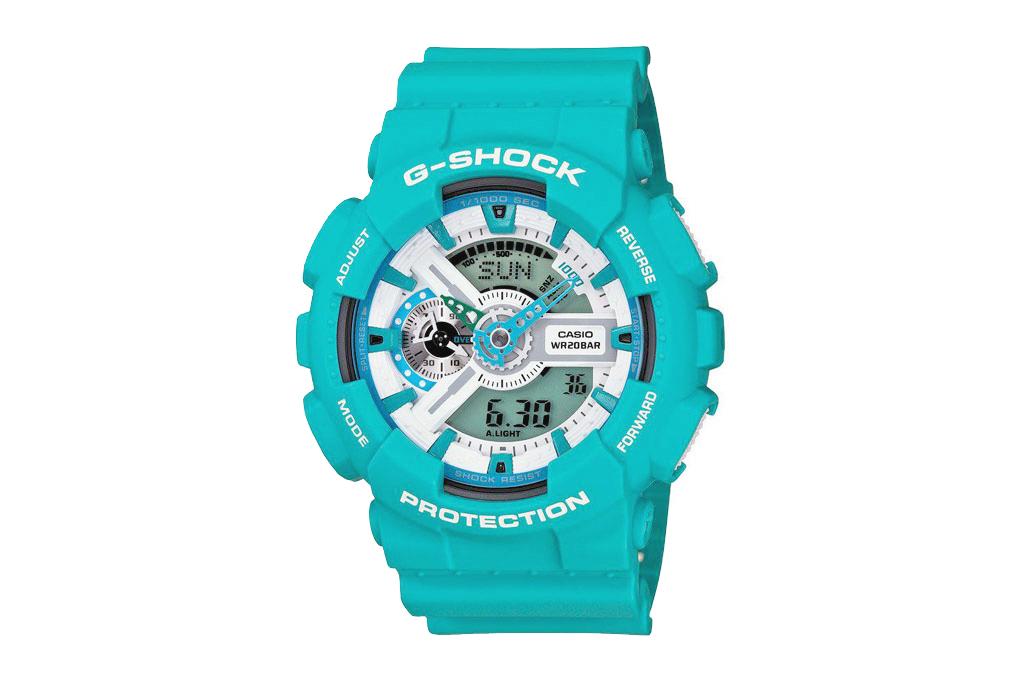 casio g shock 2012 spring summer ga 110 collection