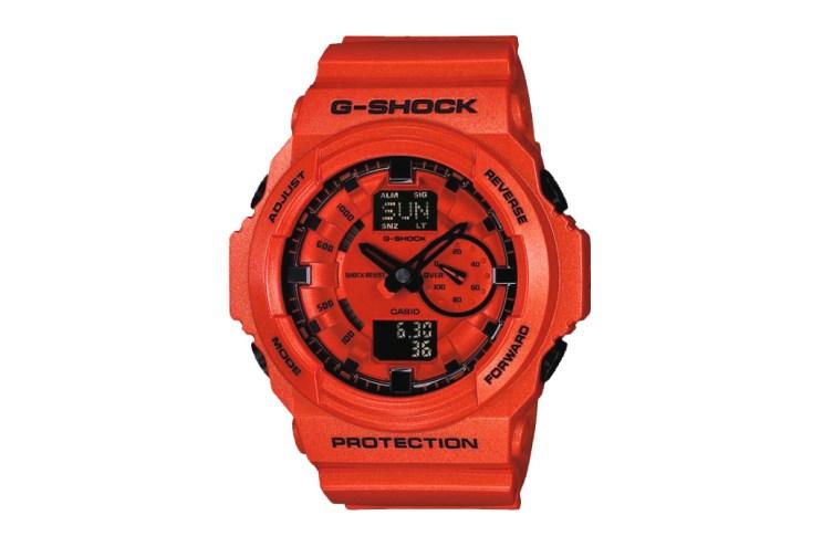 Casio G-Shock 2012 Spring/Summer GA-150 Collection