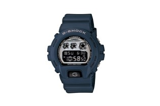 Casio G-Shock DW-6900HM-2JF Metallic Dial Series