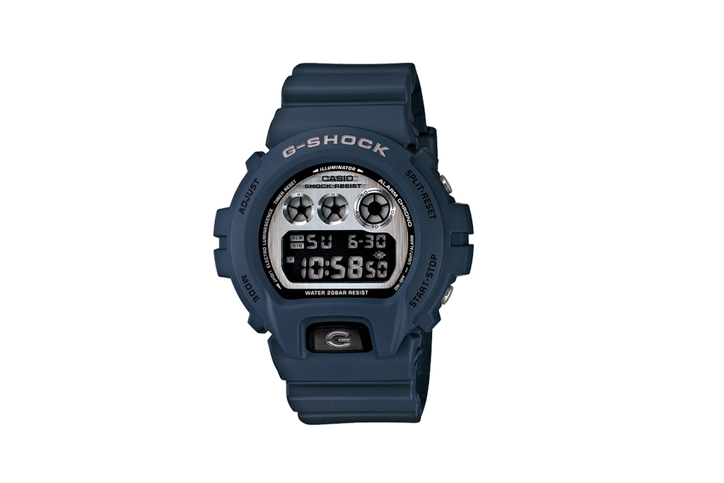 Casio G-Shock DW-6900HM-2JF Metallic Dial Series