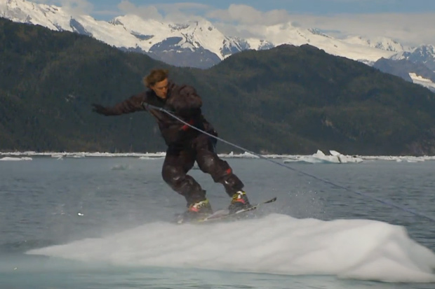 Catchin' Air Episode 4: Alaska Wakeboarding Teaser