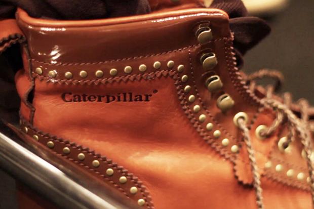 Caterpillar x James Long 2012 Fall/Winter Collection Video