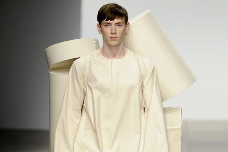 Central Saint Martins M.A. 2012 Fall/Winter Collection by Craig Green